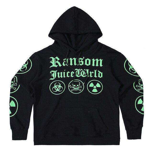 Vlone Ransom Juice Wrld Hoodie 1
