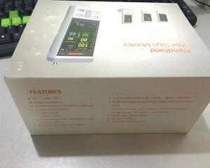 Image 3 - Ważny sygnał dla Monitor używany dla dorosłych/dzieci i noworodków skorzystaj z. Pomiar Spo2 temperatury, ręczny oksymetr do mierzenia pulsu Spo2 pulsoksymetr