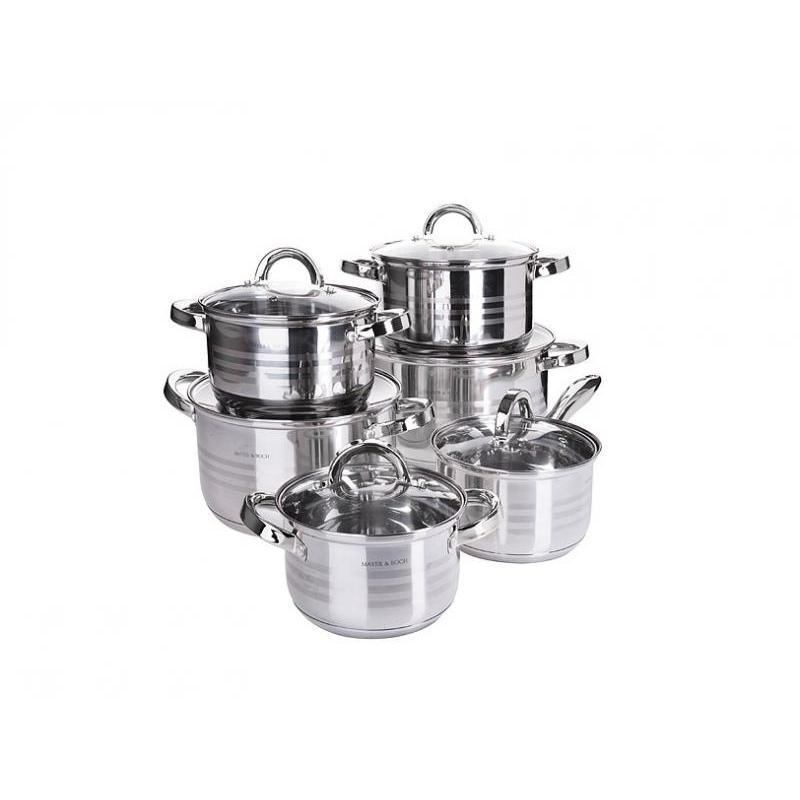 Dinner set for making MAYER & BOCH, 12 pieces цена