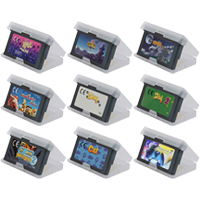 Video Game Cartridge 32 Bits Game Console Card Education Simulation Games Series US EU Version English