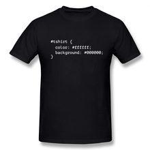 Camiseta unissex de algodão, camiseta de algodão em formato de piada, programador, sarcasm, desenvolvedor de web, engraçado, geek, presente