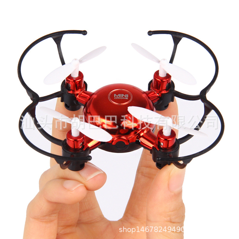 New Style Mini Quadcopter Set High Feature Headless Mode Unmanned Aerial Vehicle Model Toy