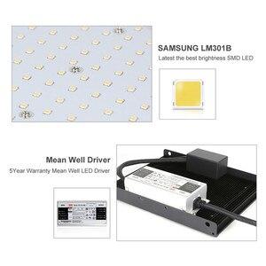 Image 4 - Lượng Tử Đèn LED Phát Triển Đèn Ban Suốt Samsung Lm301b 140W 300W Vật Có Hoa Lớn Đèn Trong Nhà Thực Vật Với meanwell Lái Xe