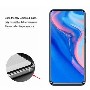 Image 3 - 2Pcs Gehard Glas Voor Huawei Y9S Screen Protector Telefoon Glas Voor Huawei P Smart Z Y9Prime 2019 Glas Voor huawei Y9S Y9 S 2020