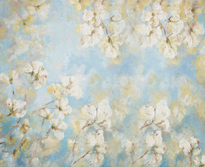 Image 5 - Vinyl Fotografie Kulissen Rosa Blumen Frühling Bokeh Foto Hintergrund Baby Dusche Dekorationen Photo Hintergrund Requisiten