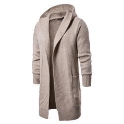 Мужской свитер с длинным рукавом, в стиле Pull style