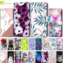Voor Etui Samsung Galaxy A12 A32 A52 A72 5G A02 S Een 02 S A02S M02S A125F A525F A726B a025F A022F Case Capa Wallet Book Stand Cover