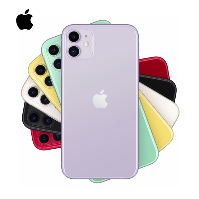 Pan Tong iPhone 11 256G,Double Card Double Wait, Genuine Mobile Phone Apple Authorized Online Seller