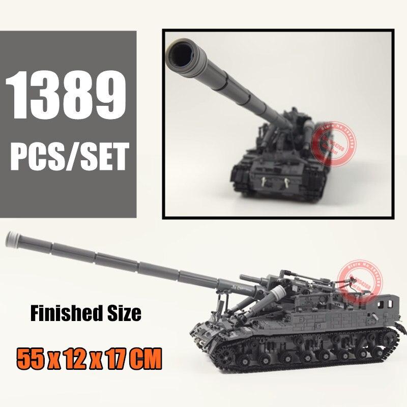 새로운 군사 moc t92 탱크 육군 맞는 legoings 기술 swat 피규어 교육 빌딩 블록 벽돌 장난감 모델 선물-에서블록부터 완구 & 취미 의  그룹 1