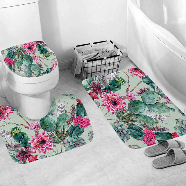 Bathroom Rug set 2