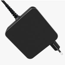 Wymiana ładowarki do ładowarki Macbook 65W zasilacz USB typu C akcesoria do laptopa do ładowarki Macbook EU Plug tanie tanio ZERODATE Elektryczne For Macbook Charger 65W USB Type-C Wyjście USB Other