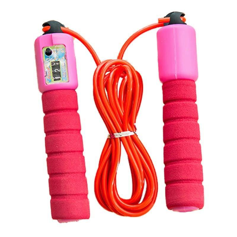 Young STUDENT'S Baby Nursery Children Jump Rope Count Adjustable Beginner Three-Year-Old Single Person GIRL'S And BOY'S Sports J