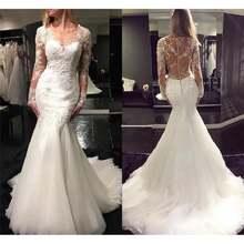 Винтажные Свадебные платья с арабским русалочкой 2021 свадебные
