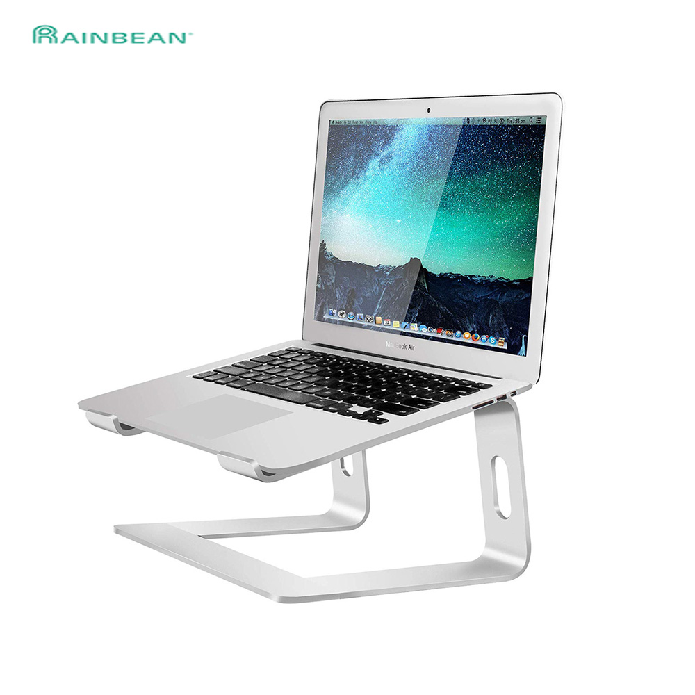 Portable Laptop Stand Holder Aluminum Alloy Notebook Support Bracket Riser Holder For MacBook  Air Pro Desktop PC Computer