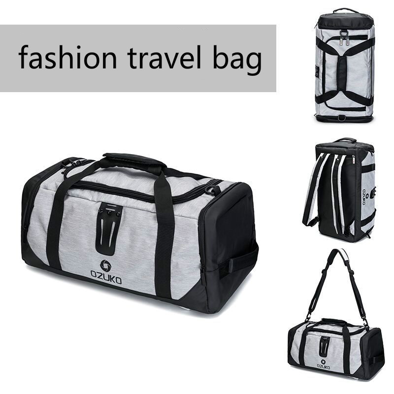 New Fashion Portable Travel Bag Trendy Outdoor Travel Luggage Large-capacity Casual Shoulder Portable Crossbody Bag