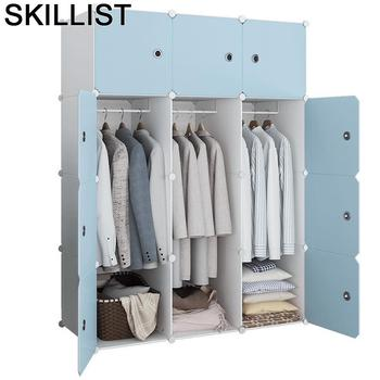 For Bedroom Penderie Storage Furniture Armadio Guardaroba Mobilya Mueble De Dormitorio Guarda Roupa Cabinet Closet Wardrobe
