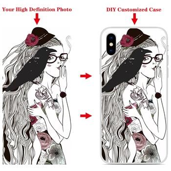 Перейти на Алиэкспресс и купить Сделай Сам, чехол для фото телефона на заказ для Sharp-Aquos R5G S2 R R3 V Zero 2 R2 Compact S3 High Sense 3 Lite Plus, чехол для фото на заказ