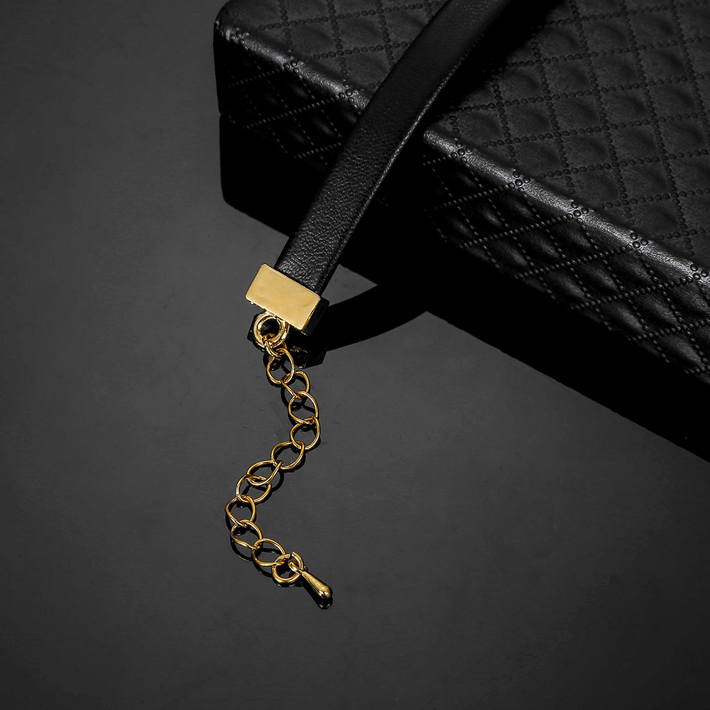 Arabic Allah Bracelet Muslim Islamic Devil's Eye Leather Bracelet God Turkish Bracelets for Men Women Religious Faith Jewelry