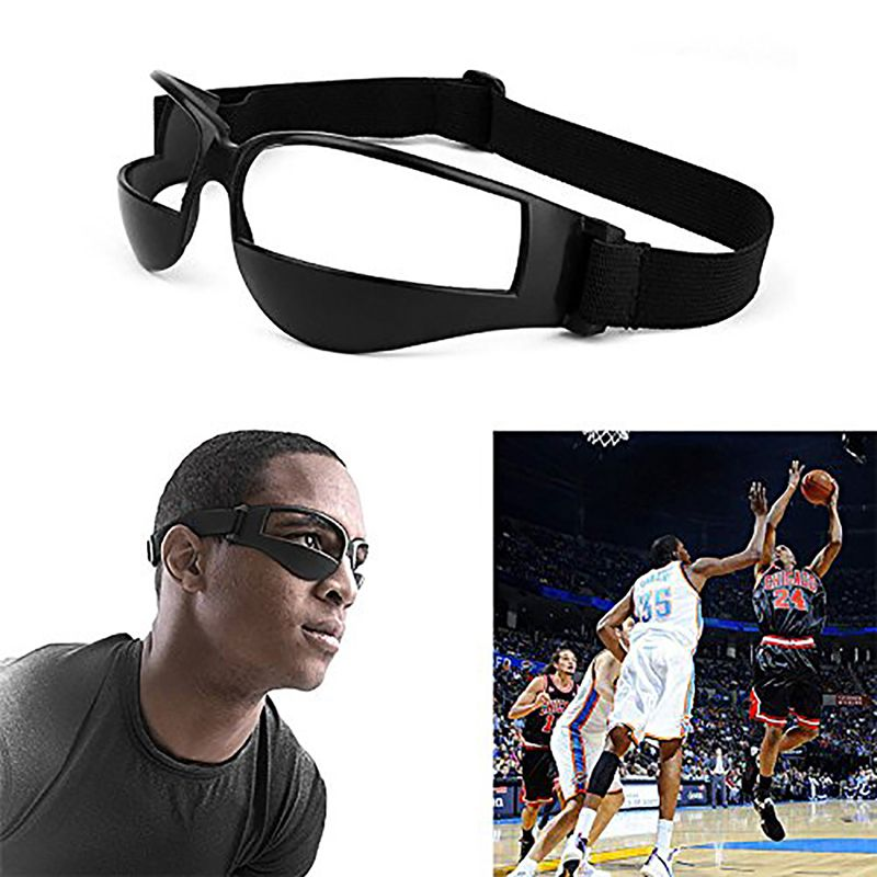Anti Bow Basketball Glasses Frame Goggles Eyewear Frames Outdoor Dribble Dribbling Training Supplies For Teenagers Children C