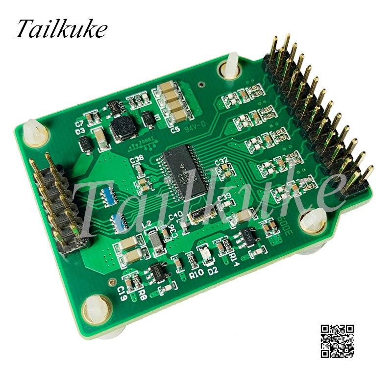 ADS1263 32Bit High Precision ADC Module 24Bit+32Bit Dual ADC Analog-digital Conversion 38.4ksps