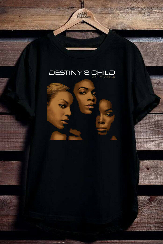 Destiny'S Child Destiny Fulfilled T-Shirt Unisex Short Sleeve All Size S - 5Xl