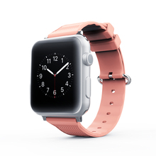 For Apple Watch Series  2 3 iWatch 38mm 42mm Replacement Sil