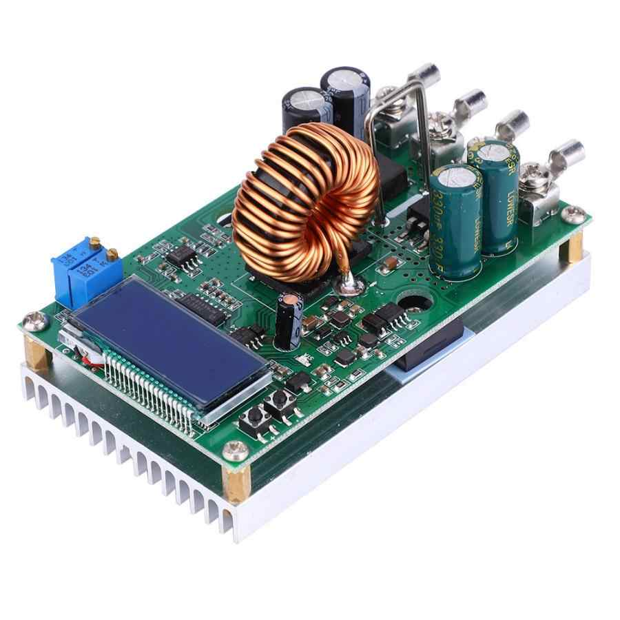 DC-DC Step Down Buck Converter WD5020 7 ~ 50V 20A Grote Power Verstelbare Step-Down Voedingsmodule