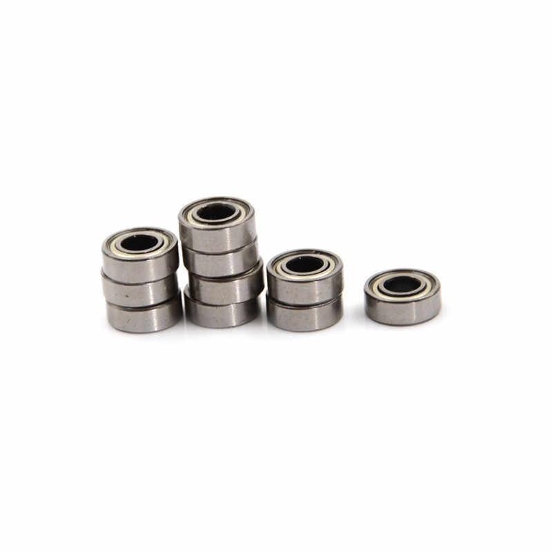 10pcs 693ZZ Miniature Ball Bearings 3*8*4mm Small Double Shielded Bearing ^