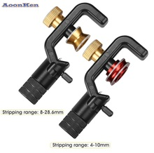 ACS Armored Wire Stripper 8-28mm 4-10mm FTTH Fiber Optic Stripper Slitter Wire Stripper Cable Cutter Tool
