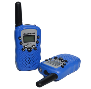 Image 5 - 2pcs/set childrens walkie talkie kids radio mini toys baofeng BF T3 for children kid birthday gift BFT3 Christmas gifts BF T3