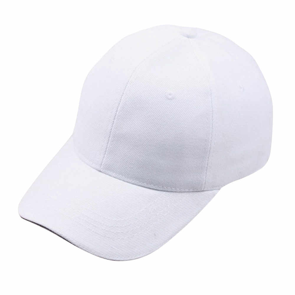 Unisex Fahsion Baseball Cap Männer Frauen Snapback Hut Hip-Hop Einstellbare Schwarz Rosa Weiß Kappe Outdoor Klettern Baseball Kappe # L20