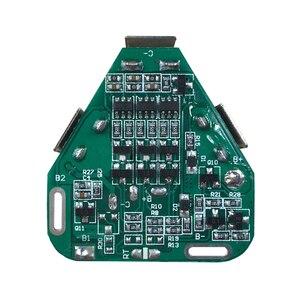 Image 3 - BMS 3S 12V DCไฟฟ้าเครื่องมือแบตเตอรี่Li Ion BMS Circuit 18650 3โทรศัพท์มือถือแพ็คสำหรับมือแบตเตอรี่ลิเธียมเจาะPCB