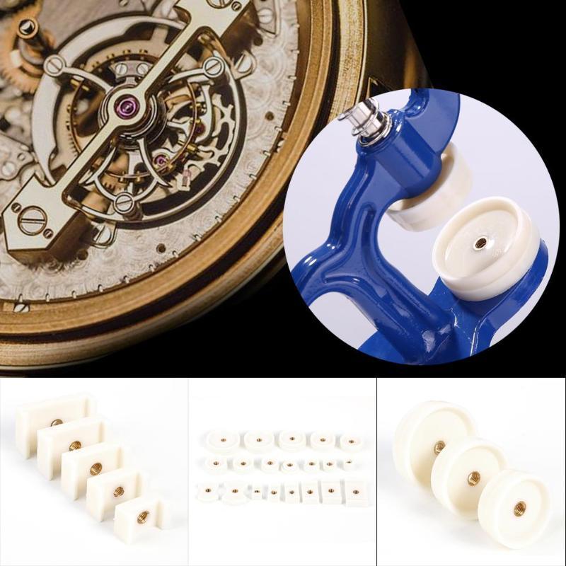 20pcs/set Watch Back Press Fitting Dies Watches Repair Kit Watchmaker Tools Watch Case Back Closer Press Repair Tool watch tools
