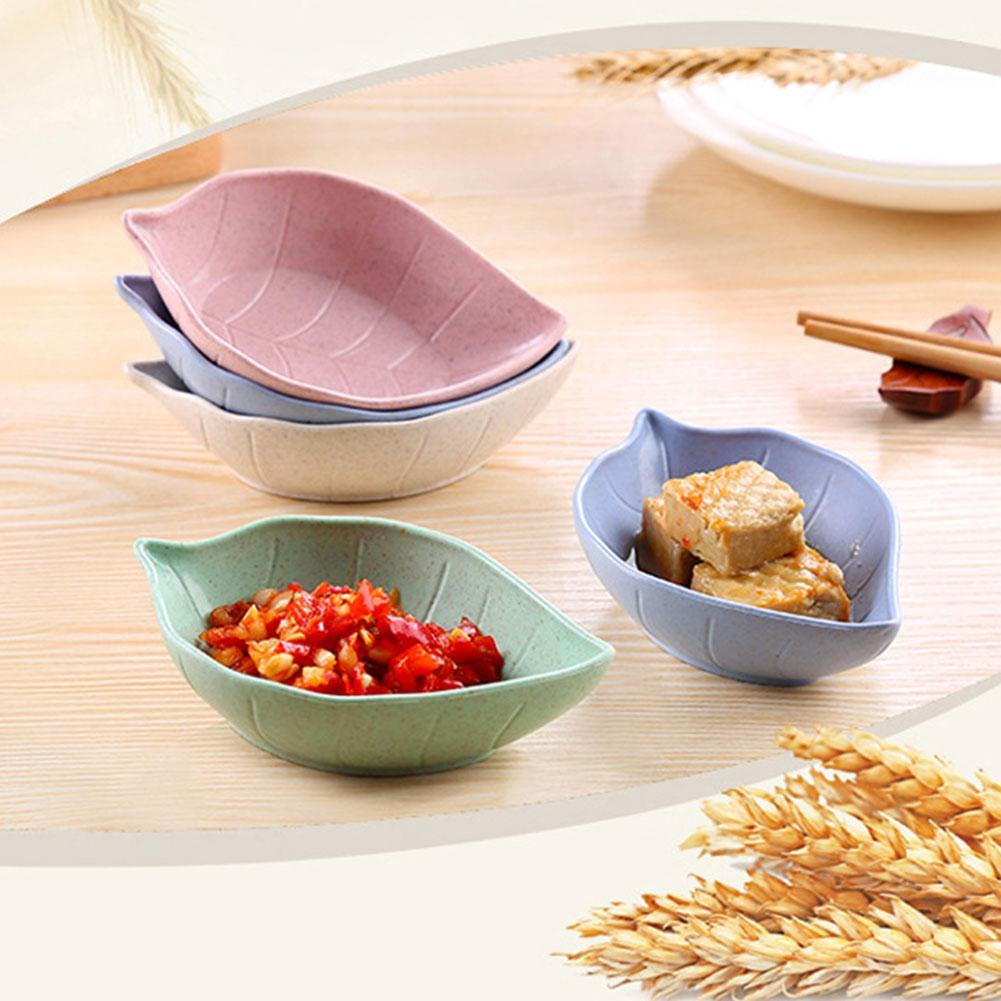 Sauce Dish Plate Bowl Seasoning Japanese-Style Kitchen 1PC Polygon. Square Multi-Purpose