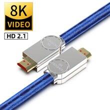 Moshou hd 21 кабель для ps4 ультра высокой четкости (uhd) 8k