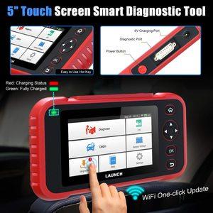 Image 5 - LAUNCH X431 CRP123i OBD OBD2 Coder Reader Scanner 4 System Diagnostic OBD 2 Auto Scanner Car Diagnostic Tool Automotive Scanner