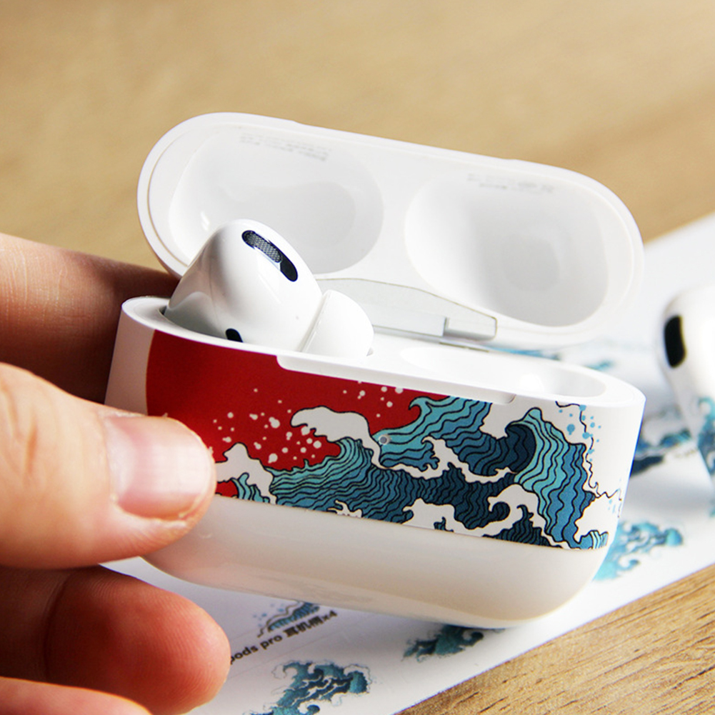 Camouflage Color Dust Guard for AirPods Pro 32