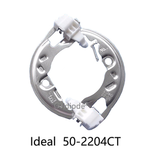 Image 4 - Citizen COB Series Version6 CLU048 1212 ideal holder heatsink Meanwell driver 100mm glass lens replace CXB3590 Grow led Diode
