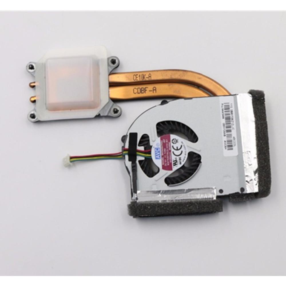 NEW/Orig Lenovo Thinkpad T420S T430 T430S CPU Cooling Fan & Heatsink 04W3486