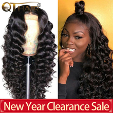 180% 360 Lace Frontal Wig Pre Plucked With Baby Hair Loose D