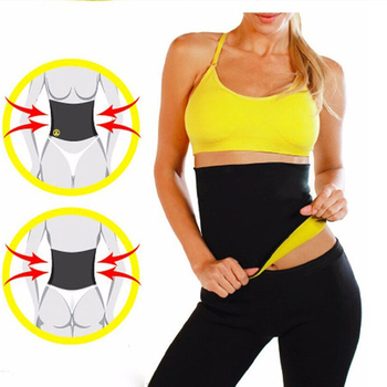 Support Belt Sweat Sport Yoga Belt Slimming Waist Trainer Protection Body Shaper Hot 1pcs Fitness Sports Protection Band