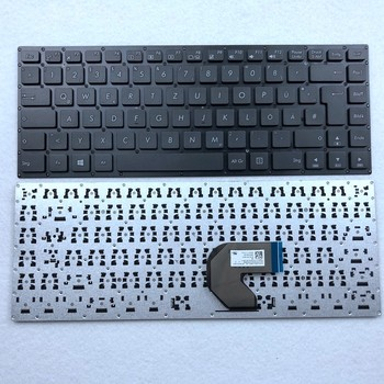 Germany Laptop keyboard For ASUS E403 E403N E403NA E403SA GR Layout
