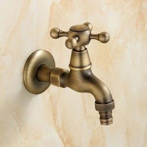 Image 3 - IMPEU เครื่องซักผ้าก๊อกน้ำ,Nice สำหรับ Mop Ponds,กลางแจ้ง,สวน,ระเบียง 1/2 นิ้ว, ได้อย่างรวดเร็วเปิด,Antique Bronze