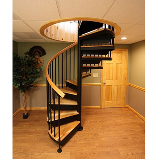 Spiral Staircase Design Villa Indoor Spiral Stairs Outdoor Spiral | Diy Outdoor Spiral Staircase | Small Space | Before And After | Backyard | Half Circle | Metal