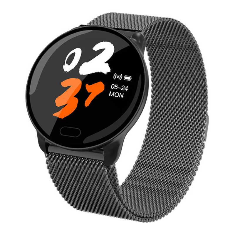 K9 Смарт-часы Спортивные Bluetooth Полный сенсорный экран Браслет фитнес-трекер мужские IP68 Водонепроницаемые женские умные часы для IOS Android