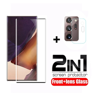 Tempered Glass For Samsung Galaxy Note 20 Glass Screen Protector Premium Tempered Glass For Samsung Note 20 Ultra(China)