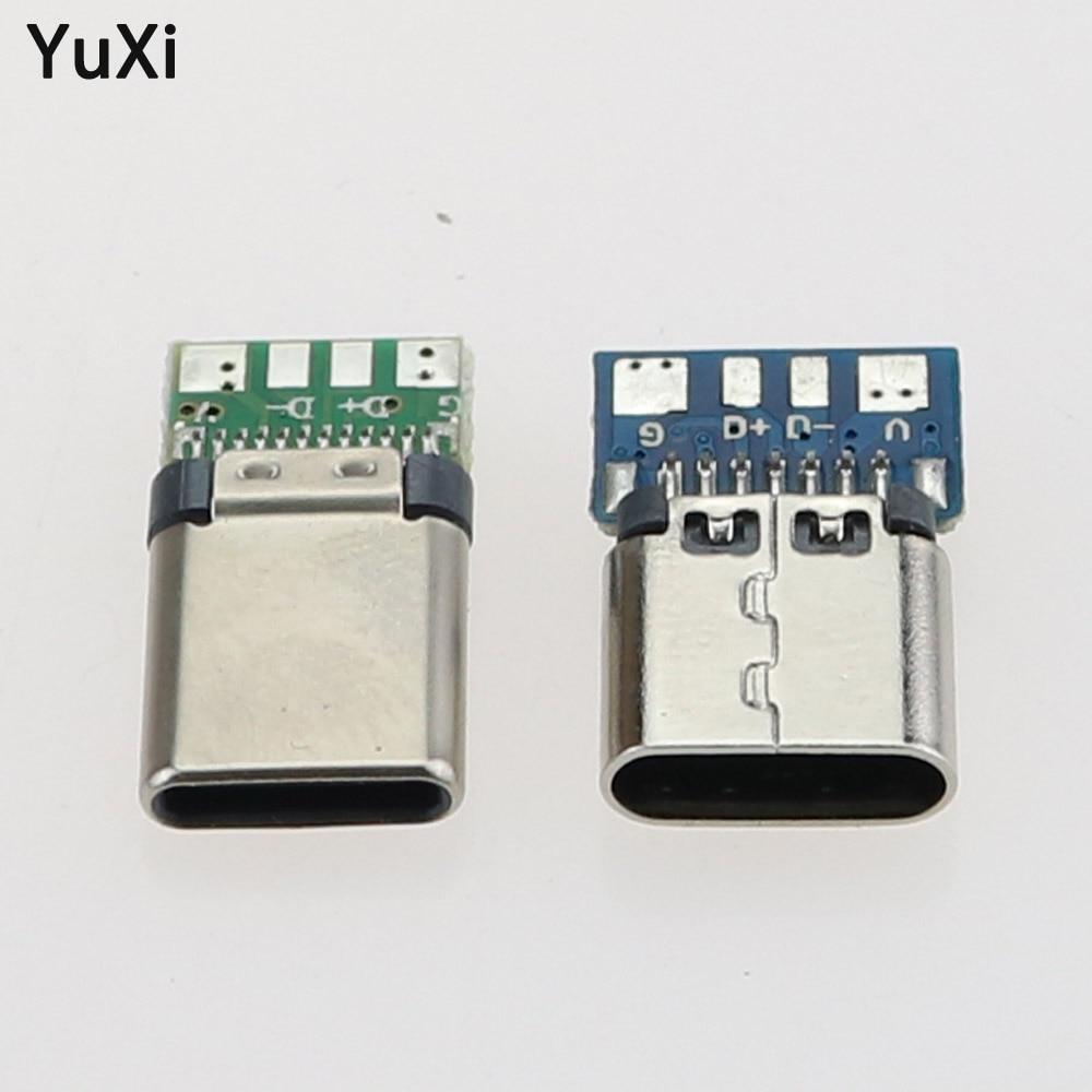 10 штук в наборе USB 3,1 Тип C