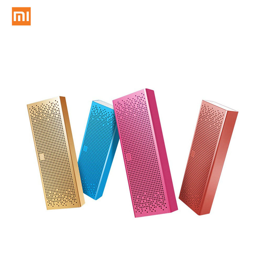 Xiao mi haut-parleur Bluetooth stéréo sans fil mi ni haut-parleur Portable sans fil haut-parleur musique lecteur MP3 Xio mi Parlante Bluetooth