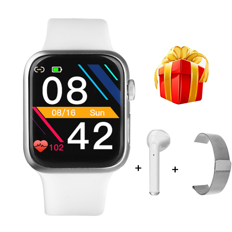Smartwatch <font><b>IWO</b></font> 8 <font><b>Lite</b></font> <font><b>Pro</b></font> Wasserdicht IP68 Full Touch Smart Uhr Herz Rate Blutdruck Fitness Tracker Für Apple IOS android image