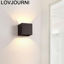 Lampe Lamp Bathroom Techo Colgante Moderna Lampara De Interior Applique Murale Luminaire Aplique Luz Pared Bedroom Wall Light